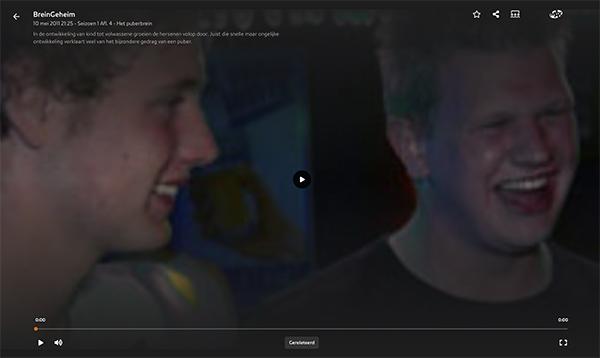 video puberbrein